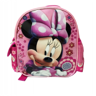 Minnie Blossom & Bows Small Backpack