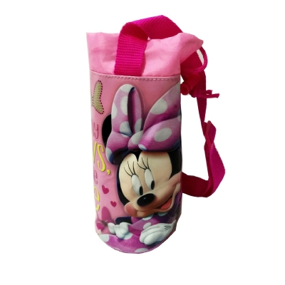Minnie Blossom & Bows Water Bottle Bag