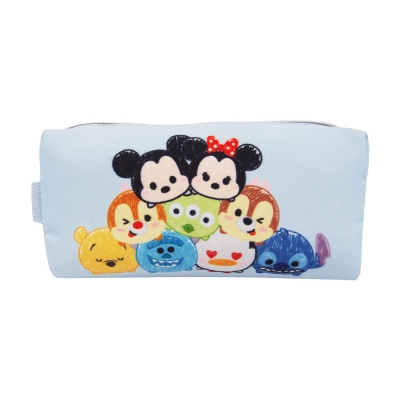 Tsum Tsum Pastel Pencil Bag