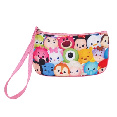 Tsum Tsum Peach Party Wristlet
