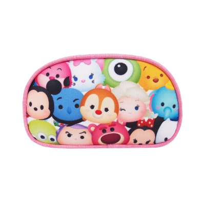 Tsum Tsum Peach Party Cosmetic Pouch