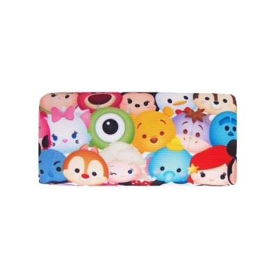 Tsum Tsum Peach Party Pencil Bag
