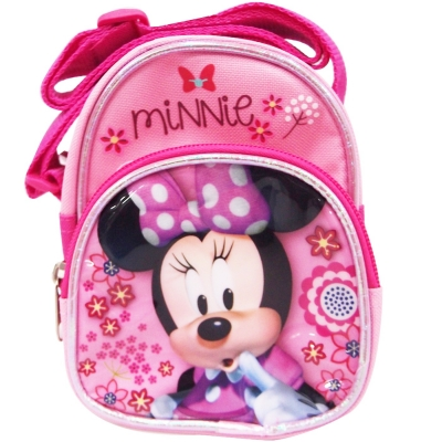 Minnie Blossoms & Bow Sling Bag S