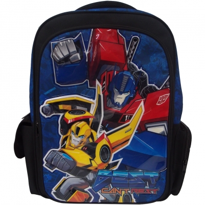 Transformers Power Up School Bag