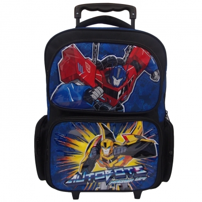 Transformers Power Up Trolley Bag L