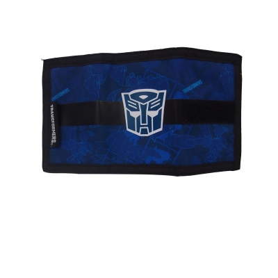 Transformers Power Up Tri Fold Wallet