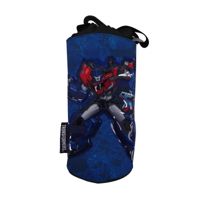 Transformers Power Up Water Bottle Bag