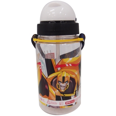 Transformers Tritan Bottle 350ml