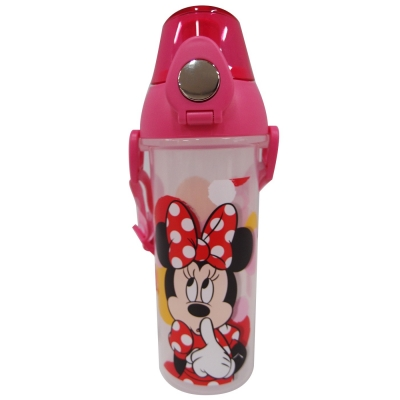 Minnie Water Bottle 530ml BPA Free