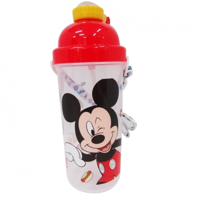 Mickey Pop Up Bottle 650ml