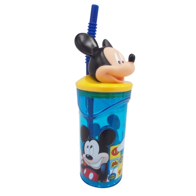 Mickey 3D Figurine Tumbler 360ML