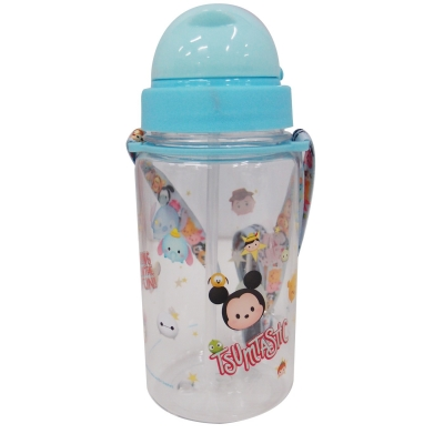 Tsum Tsum Tritan Bottle 350ml (Blue)