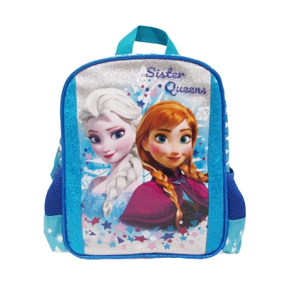 Frozen Glimmer Night Small Backpack