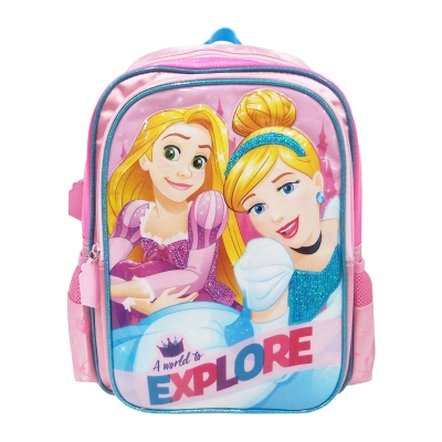Princess Adventure Awaits Pre School Bag