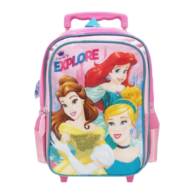 Princess Adventure Awaits Trolley Bag (Preschool)a