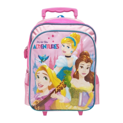 Princess Adventure Awaits Trolley Bag (Large)