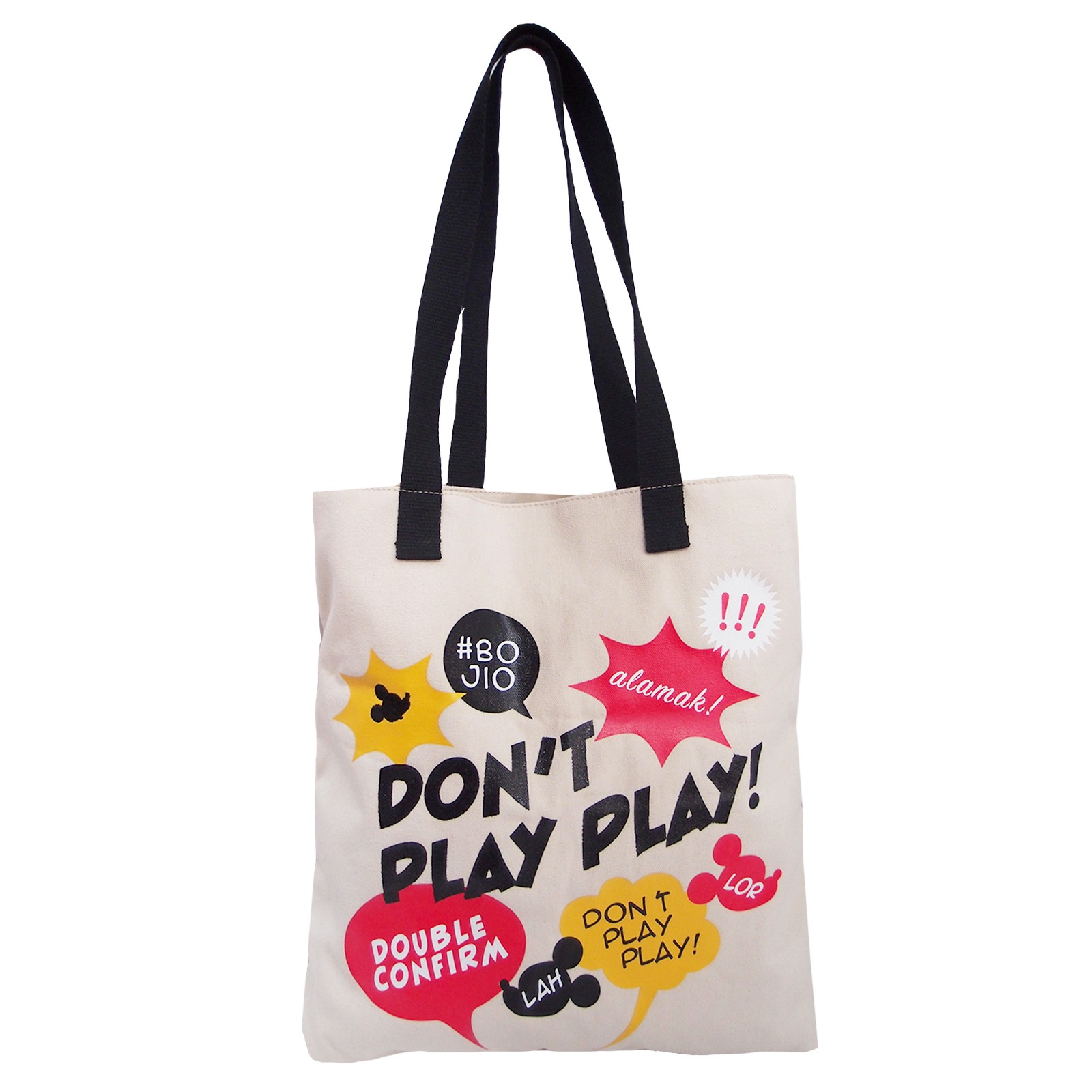 12c1345b6 BGStreets Holdings - Product Mickey Go Local Canvas Tote Bag