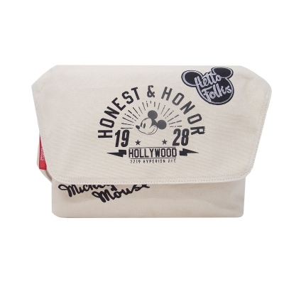 Mickey Heritage Messenger Bag